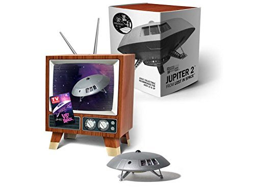 SDCC 2016 Exclusivo Kit de Modelo Perdido en Espacio - Mini Júpiter 2