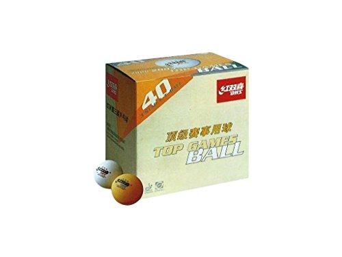 Table pelotas de tenis Ping Pong Balls Dhs 3Star–144pcs