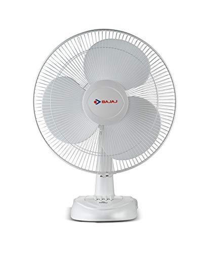 Esteem 400 mm Table Fan White