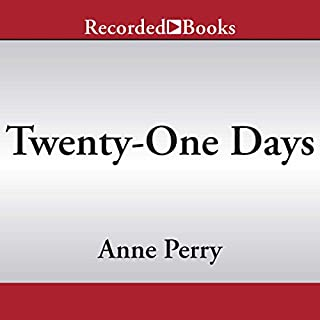 Twenty-One Days cover art