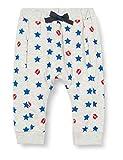 Petit Bateau Baby-Hose für Jungen, aus Tubik Gr. 24M / 86 cm, Beluga / Mehrfarbig