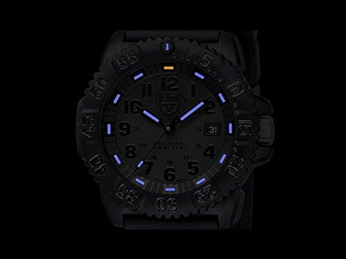 [ルミノックス]LUMINOX腕時計ネイビーシールズ3050シリーズブラックアウトBLACKOUT3051.BOメンズ[並行輸入品]