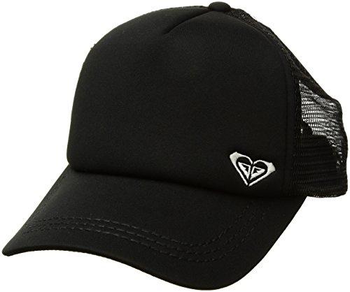 Roxy Women's Finishline Trucker Hat, anthracite One Size