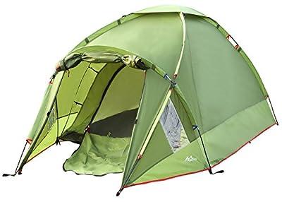 MoKo Backpacking-Tents moko Camping Tent Portable Person Green