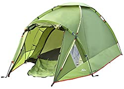 MoKo Waterproof 4 Season Camping Tent