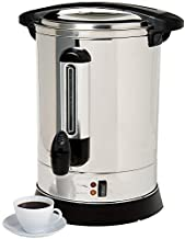 Focus Foodservice FCMCS100 Crown Select 100-Cup Maker 100 Cup Coffee Urn, Large, Multiple