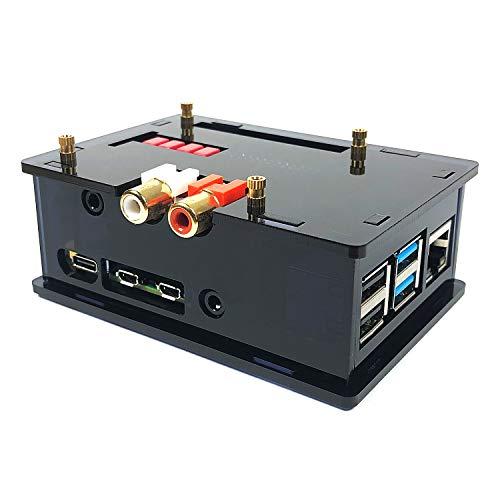 InnoMaker - Custodia in Acrilico per Raspberry Pi HiFi DAC Hat
