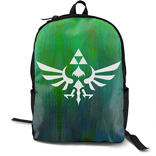 Mochila ligera para senderismo, Legend Of Zelda, mochila de senderismo al aire libre, escalada y camping