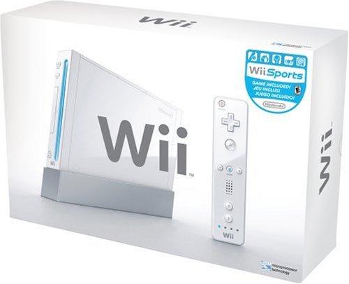 Nintendo Wii (weiß)