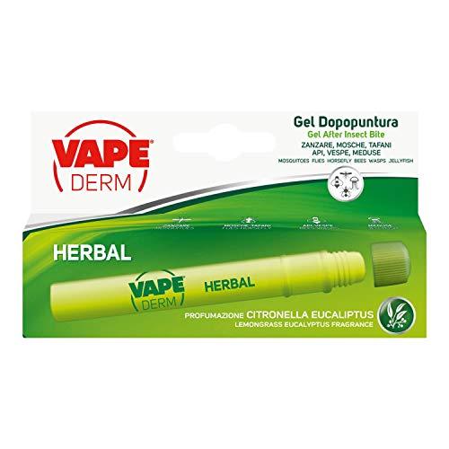 Scopri offerta per Vape Derm Herbal Penna dopo Puntura, Immediato Sollievo, Confezione Tascabile