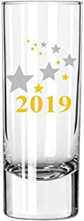 Libbey 2 Ounce Shot Glass Case of 24 Celebration 2019