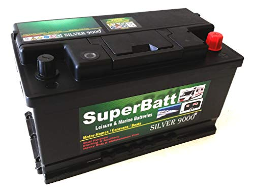 SuperBatt Deep Cycle Leisure Battery 12V 100AH SB S100...