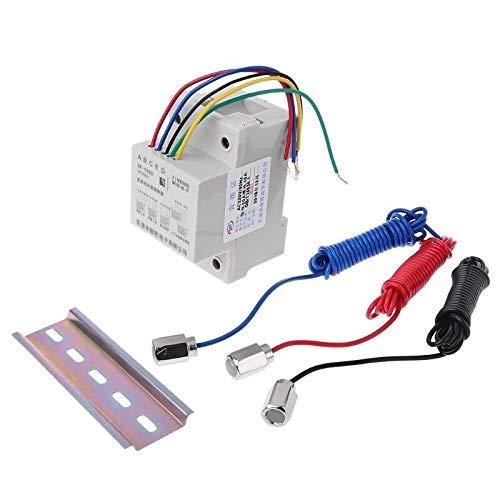 PAZIKO DF-96ED Automatic Water Level Controller Switch 10A 220V Water Tank Liquid Level Detection Sensor Water Pump Controller