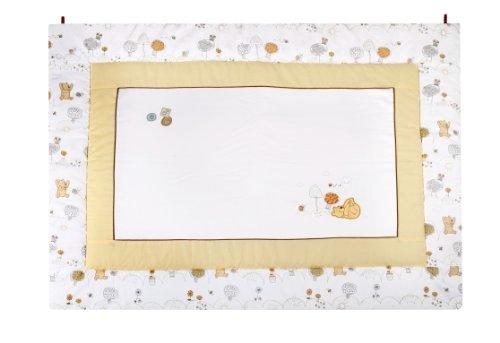 Julius Zöllner Tapis de jeu Winnie l'Ourson 95 x 135 cm