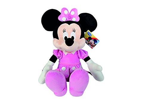 Disney Peluche Mickey Mouse Club House Core Minnie - 61 cm