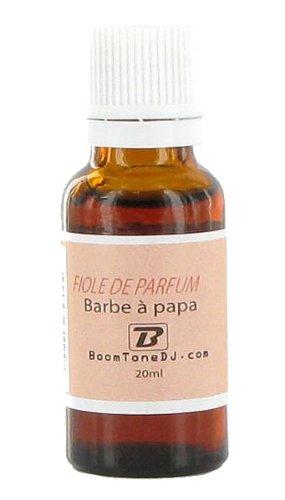 BoomToneDJ Fiole Barbe à Papa 20 ml Parfum pour...