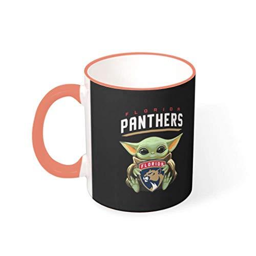 NC83 11 Unze Getränke Kaffee Becher mit Griff Keramik Personalize Mug - Freunde, Familie verwenden Persimmon 330ml