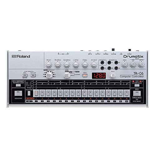 Roland TR-06 Boutique Compact Drum Machine