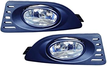 Acura RSX Replacement Fog Light Assembly (w/ Kit) - 1-Pair