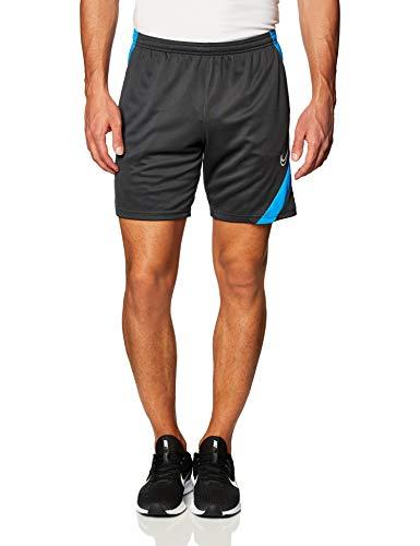 Nike Herren Academy Pro Knit Short KP, Anthracite/Photo Blue/(White), M