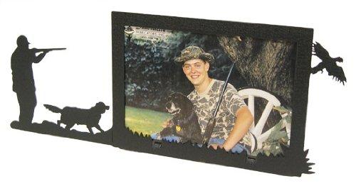 Innovative Fabricators, Inc. Pheasant Hunt & Setter 3X5 Horizontal Picture Frame