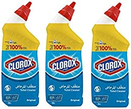 Clorox Disinfecting Toilet Bowl Cleaner Original Scent 709 mililitres Buy Two Get One Free