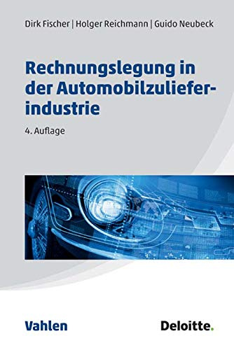 Download Rechnungslegung In Der Automobilzulieferindustrie 