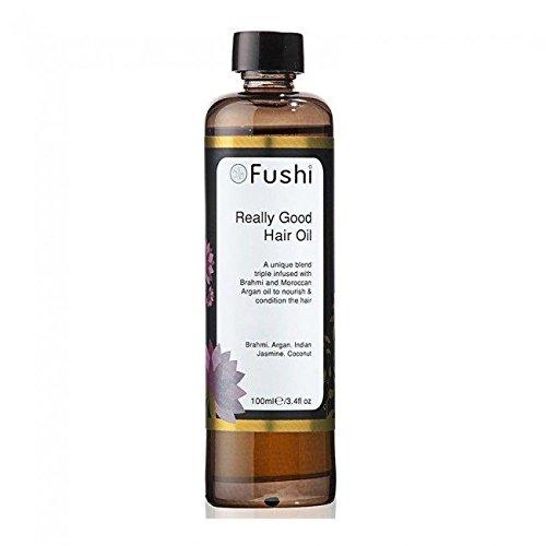 FUSHI Organic Really Good Hair Oil 100ml (PACK OF 1)