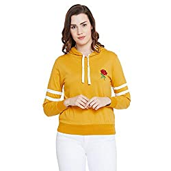 The Dry State Womens Cotton Pullover Hoodies