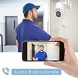 Zoom IMG-2 telecamera wifi esterno full hd