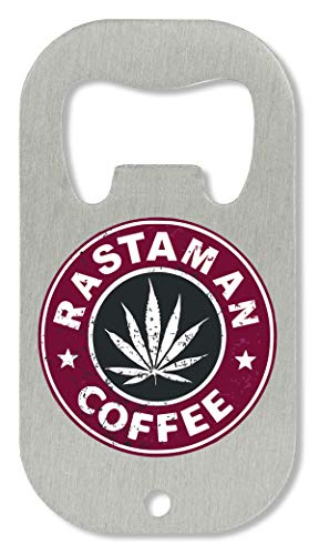 Z-Brand My Lifestyle | Rastaman Cofee | Relax Collection | Cool T Shirt | Nice to | Super | Osom Smoke | Popular Green | Yolo Swag | Flaschenöffner