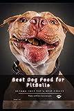 Dog Food For Pitbulls