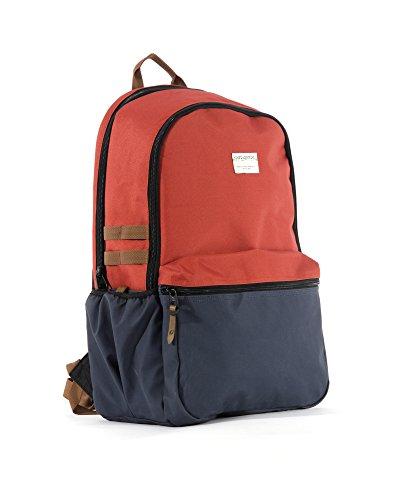 Rip Curl Sacs à dos 24/7 Roadie tous les jours, 47 cm, 22 litres Rouge