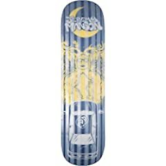 Model: Premium 2020 Manson Dimensions: Length: 33'' by Width: 8.62'' 7 Ply Canadian Maple / Epoxy Resin Lamination / AS3 Shape Cross-Light Construction / Eva Topsheet Premium signature snowskates add top-concave and full base graphics to the renowned...