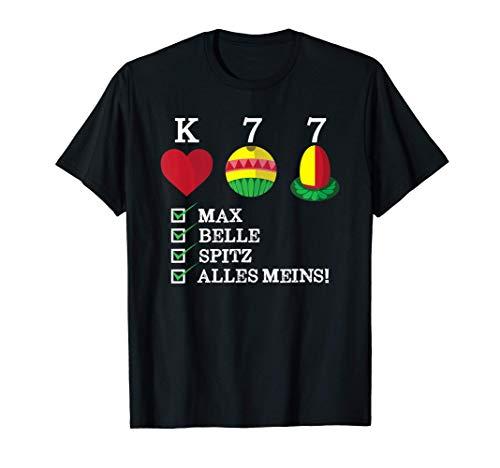 Wattn bayerisches Kartenspiel Watten T-Shirt