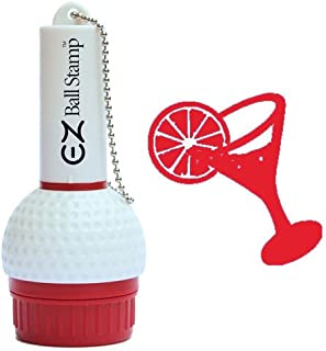EZBallStamp Golf Ball Stamp Marker