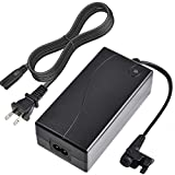 Sopito Power Recliner Power Supply, AC/DC Switching Power Supply Transformer with AC Power Wall Cord 29V/24V 2A Adapter Compatible for Lift Chair or Power Recliner