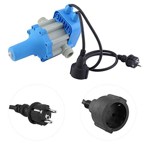 LouiseEvel215 Professionelle automatische elektronische Schalter 220V-240V Wasserpumpe Druckregler Durable Auto Control Unit