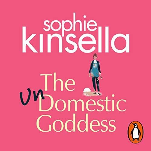 The Undomestic Goddess cover art