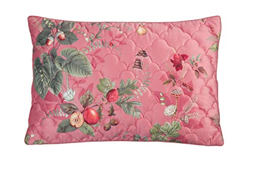 PIP Studio Cojín decorativo Fall in Leaf | Rosa - 42 x 65 cm