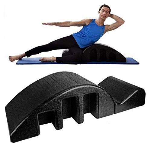 LoMSA Multifunctional Pilates Spine Corrector - Massage Table Kyphosis Correction Cervical Correction Back Pain Relief Pilates Spinal Balanced Pilates Arc