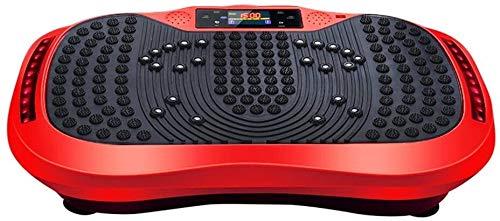 Plataforma Vibratoria Ultra Slim Plataforma de vibración Máquinas de ejercicios, Vitalidad inteligente aeróbico Máquinas de ejercicios de la Salud, pasiva vibraciones de la máquina de reducción de gra