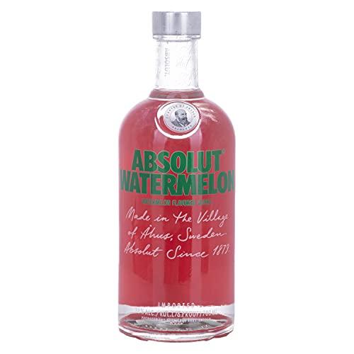 Absolut WATERMELON Flavored Vodka 38% Volume 0,7l Wodka