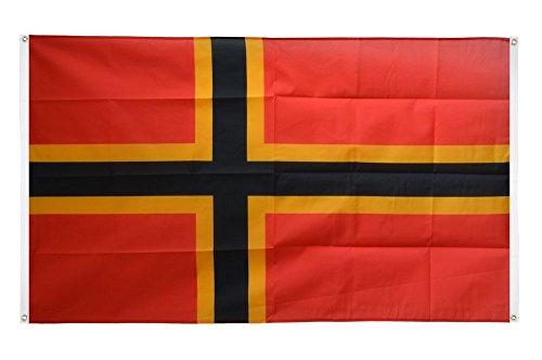 Flaggenfritze® Balkonflagge Deutscher Widerstand Stauffenberg