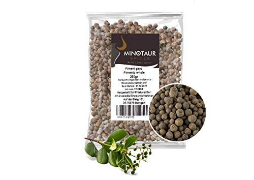 Minotaur Spices la Pimienta de Jamaica Conjunto, la Pimienta