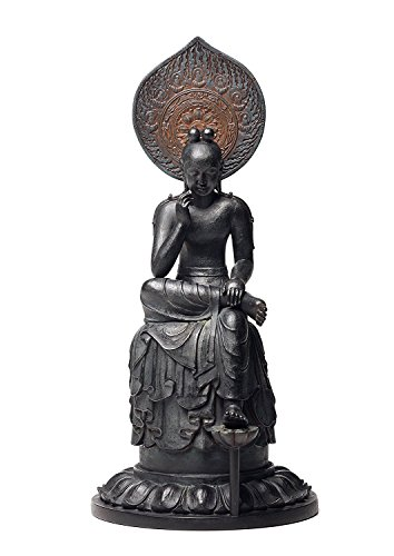 イスム(isumu) TanaCOCORO[掌] 菩薩半跏像 仏像 フィギュア