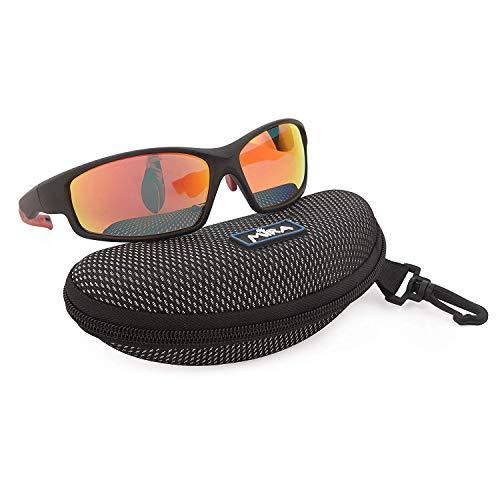 Polarized Sport Cycling Glasses Mira Breeze R UV400 Sunglasses -...