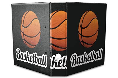 Motiv Akten Ordner Bedruckt 60mm DIN A4 Basketball