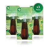 Airwick Airwick recharge Mist 20ml essentielle, énergisant Fleur d'Oranger et...