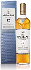 Macallan Triple Cask 12 Años Single Malt Whisky Escoces, 40% - 700 ml